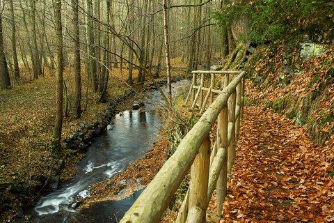 FOTKA - Turistická cesta v Bezručově údolí