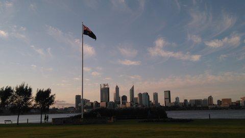 FOTKA - park v Perthu