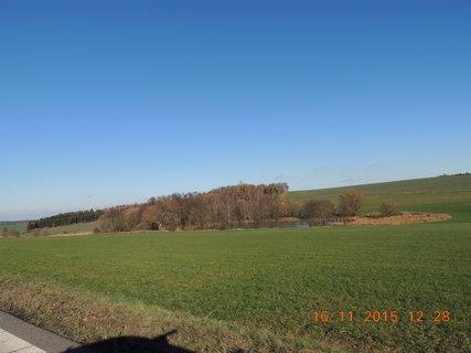 FOTKA - Rybníček mezi Habry a obcí Kámen