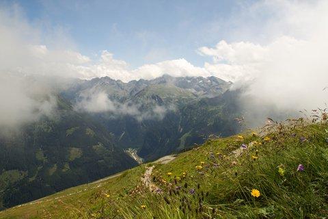 FOTKA - Výlet na Stubnerkogel - Okolní krajina