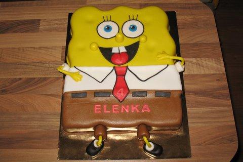 FOTKA - Spongebob pro Elenku