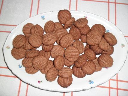 FOTKA - Čokoládové sušenky