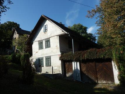 FOTKA - z podzimních toulek Kokořínskem, obec Lobeč