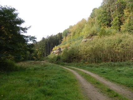 FOTKA - z podzimních  toulek Kokořínskem