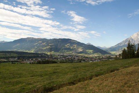 FOTKA - Z Maria Alm přes Kronreith do Saalfeldenu - Saalfelden