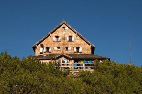 FOTKA - Výšlap k Peter-Wiechenthaler-Hütte - Peter-Wiechenthaler-Hütte