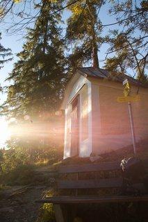 FOTKA - Procházka ke kapličce Kaseregg - Kaplička ve slunci