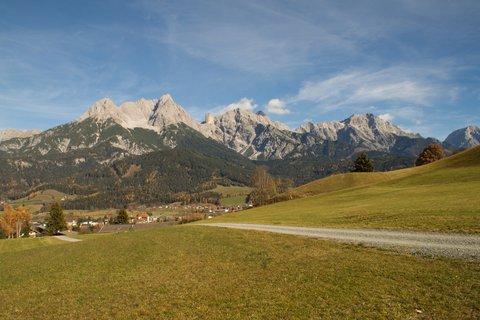 FOTKA - Na vyhlídku Kühbühel a okolo Ritzensee - Kamenné moře