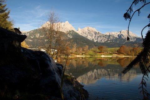 FOTKA - Na vyhlídku Kühbühel a okolo Ritzensee - Za studánkou