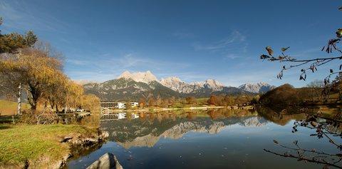FOTKA - Na vyhlídku Kühbühel a okolo Ritzensee - U jezera