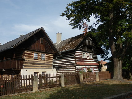 FOTKA - lidová architektura,Nosálov na Kokořínsku