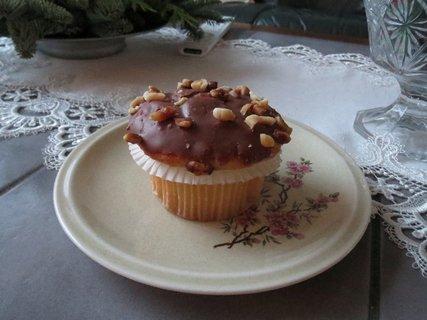 FOTKA - cokooriskovy muffinek