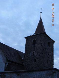 FOTKA - Kostelík v obci Vysoká