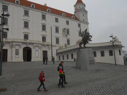 FOTKA - Předvánoční Bratislava