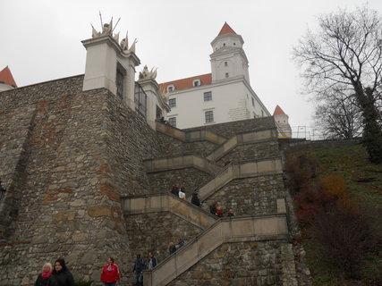 FOTKA - Bratislava v prosinci