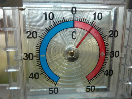 FOTKA - teplota na silvestra v poledne