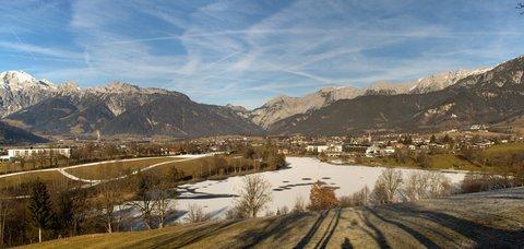 FOTKA - Jaro v prosinci na Ritzensee - Pohled na Ritzensee