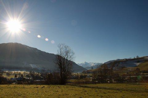 FOTKA - Procházka okolo Ramseidenu - Pohled na Kitzsteinhorn