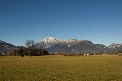 FOTKA - Procházka okolo Ramseidenu - Leoganger Steinberge