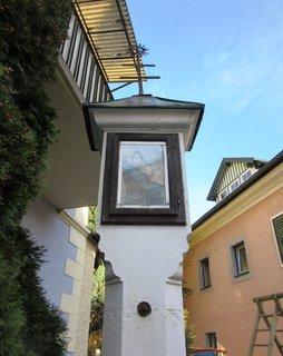 FOTKA - v říjnu v Bad Ischl..mezi domy