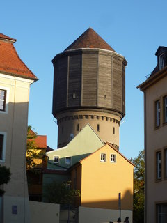FOTKA - Budyšín - dřevěná věž