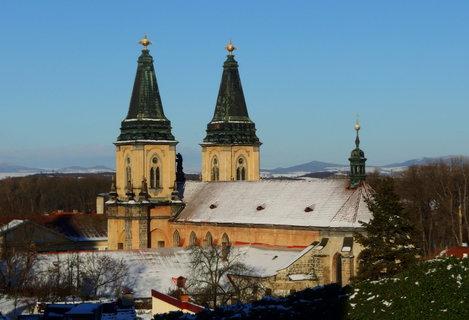 FOTKA - Kostel v zimě