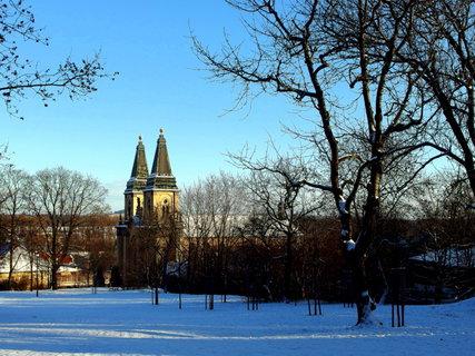 FOTKA - Zima má kouzlo