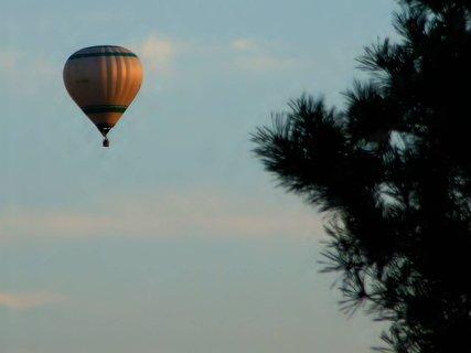 FOTKA - balón letí