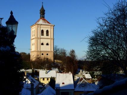 FOTKA - Nad střechami starého města