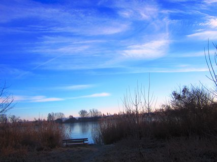FOTKA - ráno u rybníka