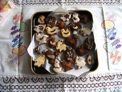 FOTKA - Velikonoční cukroví
