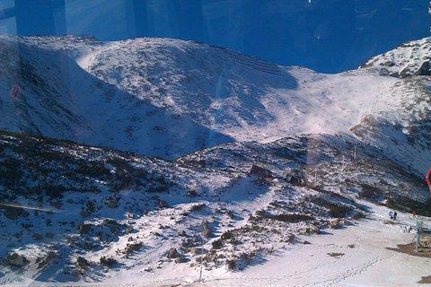 FOTKA - nádhera hôr z výšky