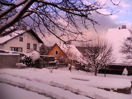 FOTKA - spousty snehu