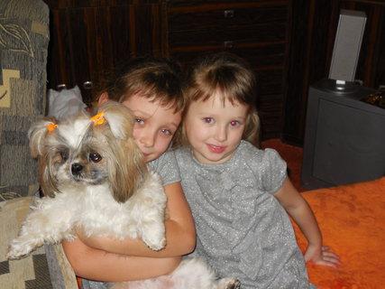 FOTKA - Vnučky s Jesinkou