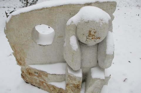 FOTKA - Brr,  mn� je zima