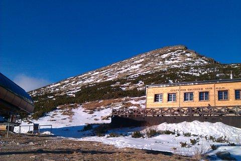 FOTKA - slnečné počasie na horách