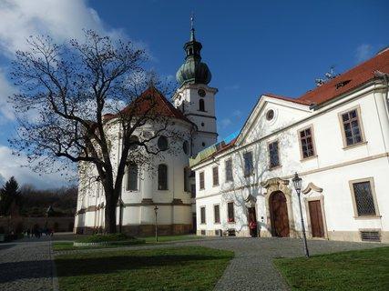 FOTKA - zajímavá místa ČR -areál Břevnovského kláštera