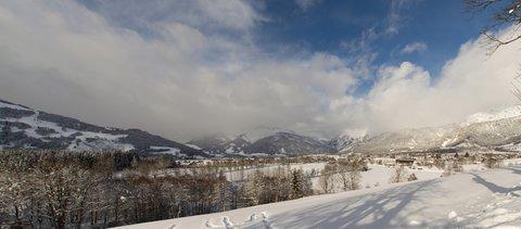 FOTKA - Konečně přišla zima na Ritzensee - Panorama Ritzensee
