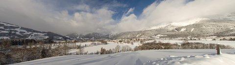 FOTKA - Konečně přišla zima na Ritzensee - Nad Ritzensee