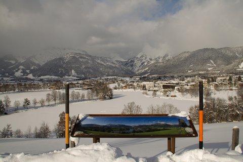 FOTKA - Konečně přišla zima na Ritzensee - Zima vs. léto