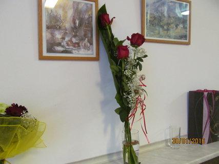FOTKA - Kytice  z růží