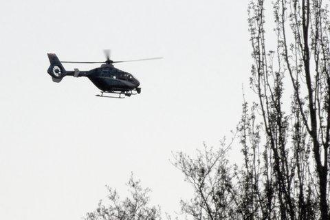 FOTKA - Helikoptéra na dosah