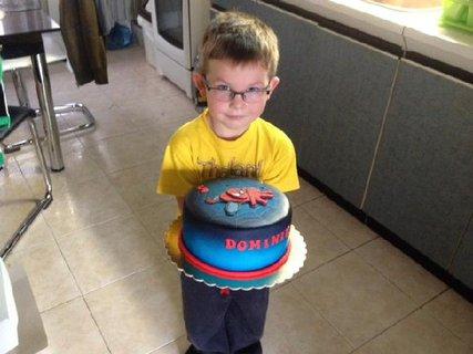 FOTKA - narozeniny-bylo mi 5 let
