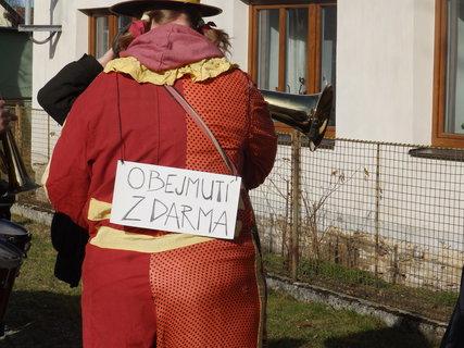 FOTKA - Nebyli všichni jako Baba Jaga :-)