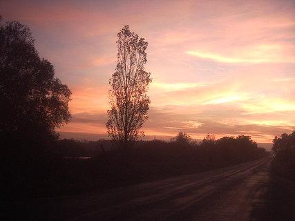 FOTKA - a ještě jeden západ slunce