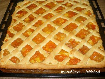 FOTKA - Mřížkový koláč z křehkého těsta