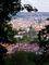 výhled ze svahů Petřína