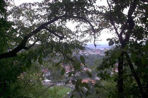 FOTKA - Boskovice mezi stromy
