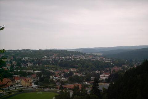 FOTKA - prochazka nad Boskovicemi