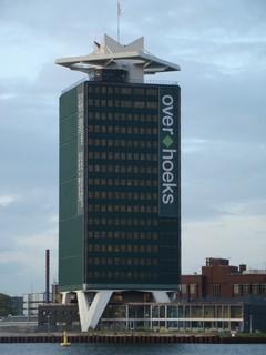 FOTKA - výšková budova-Amsterdam